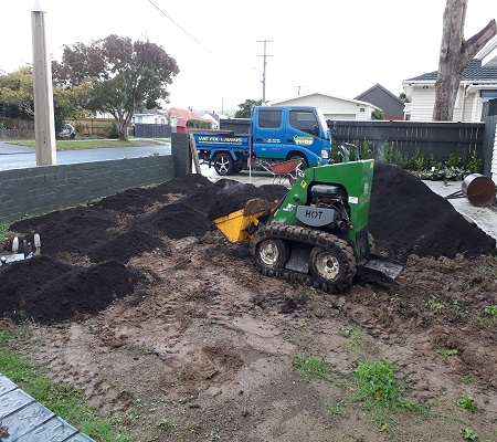Soil Installation